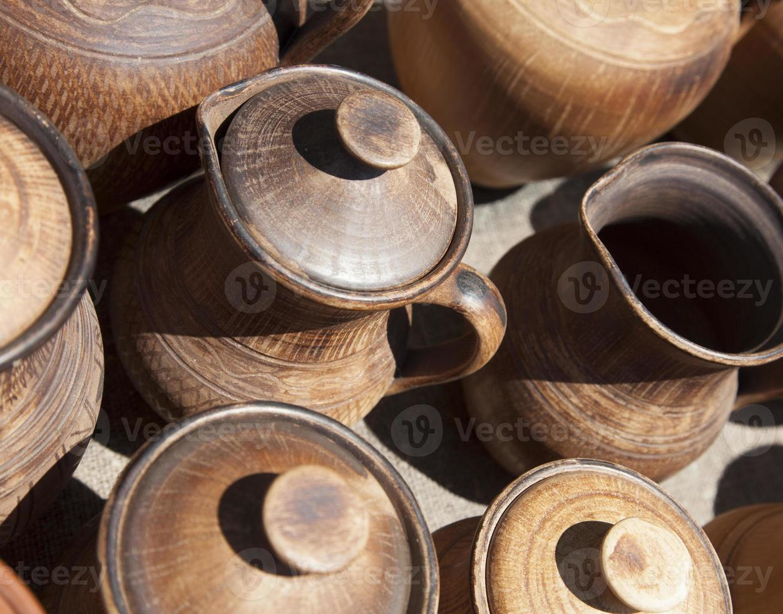 ethnische ukrainische Keramik foto