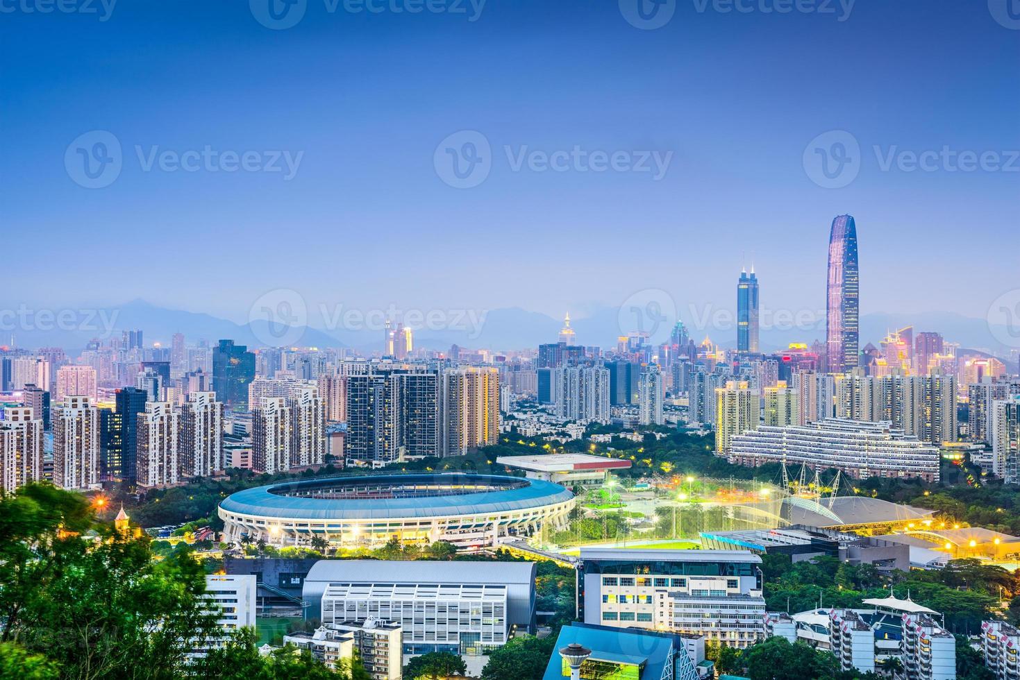 Shenzhen China foto