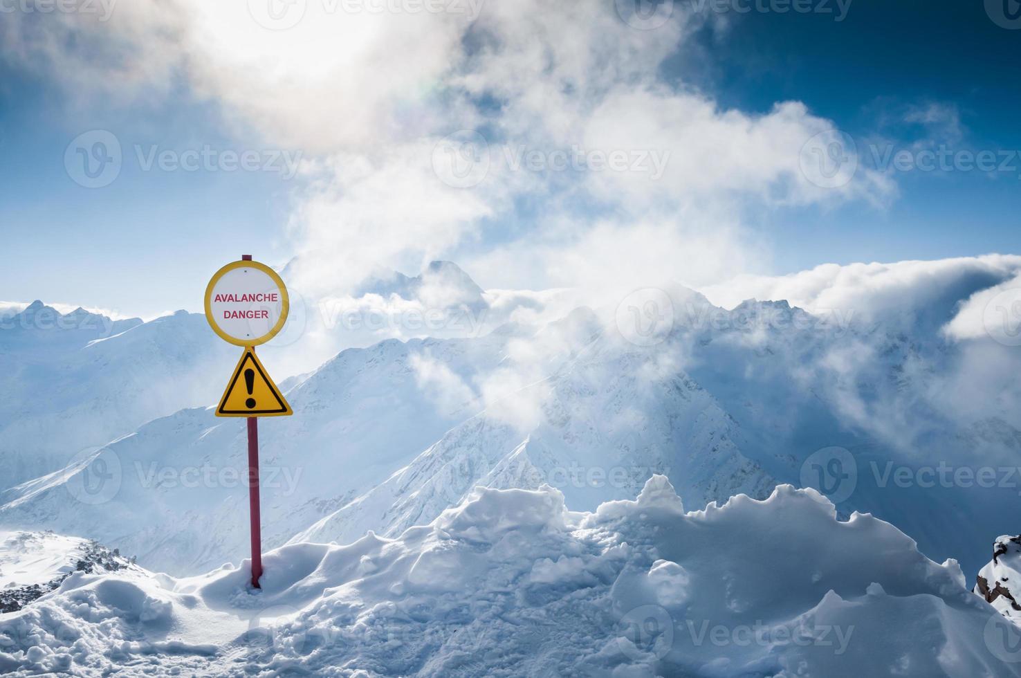 Skigebiet Elbrus. Kaukasus, Russische Föderation foto