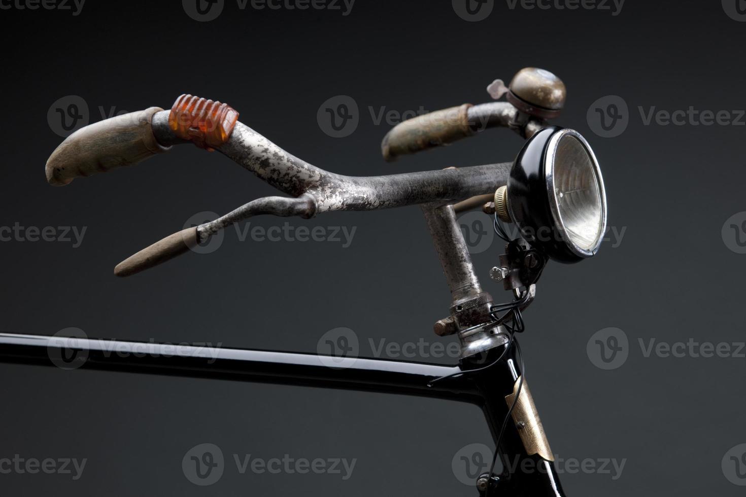 Bicicletta d'epoca foto