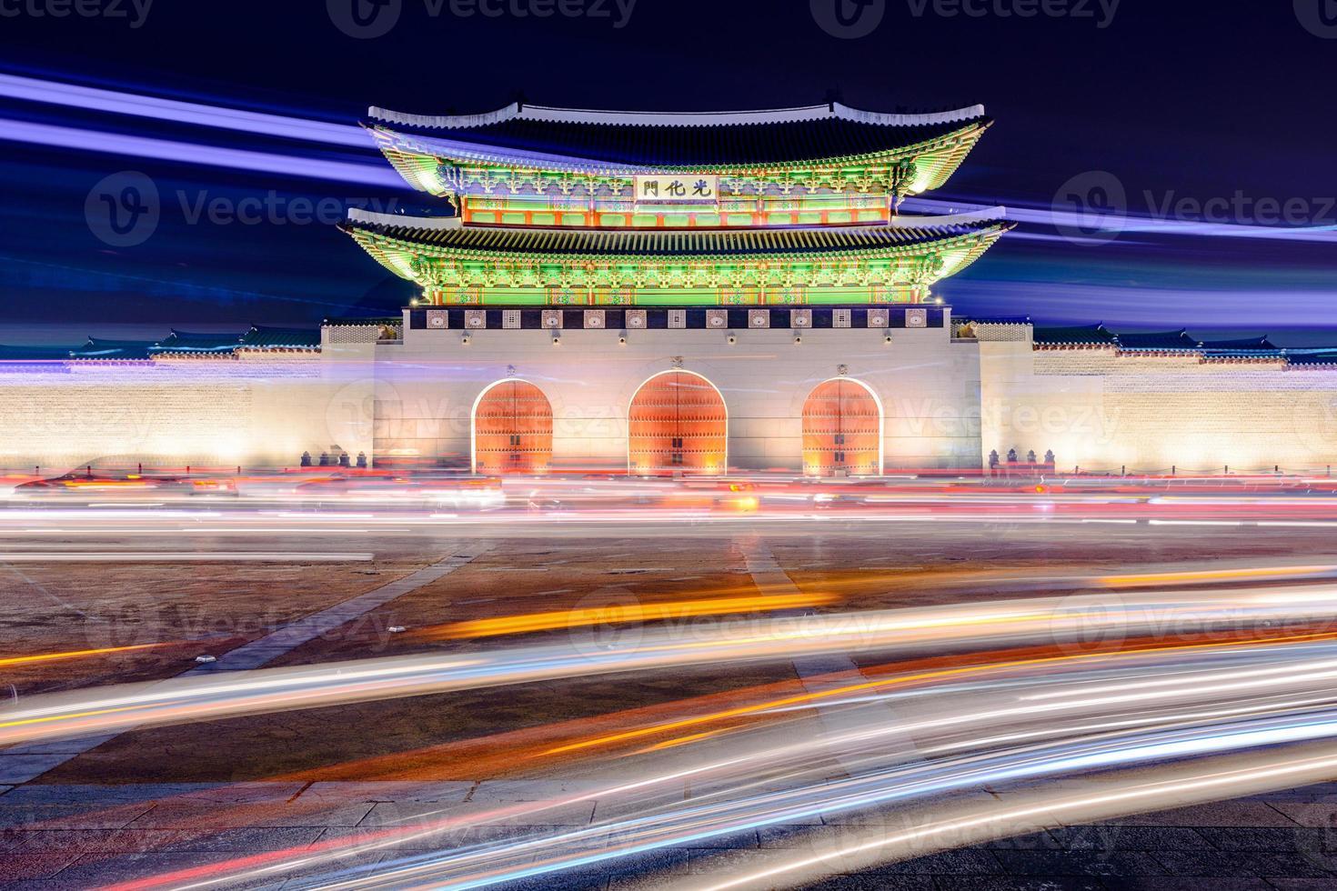 Seoul Palasttor foto