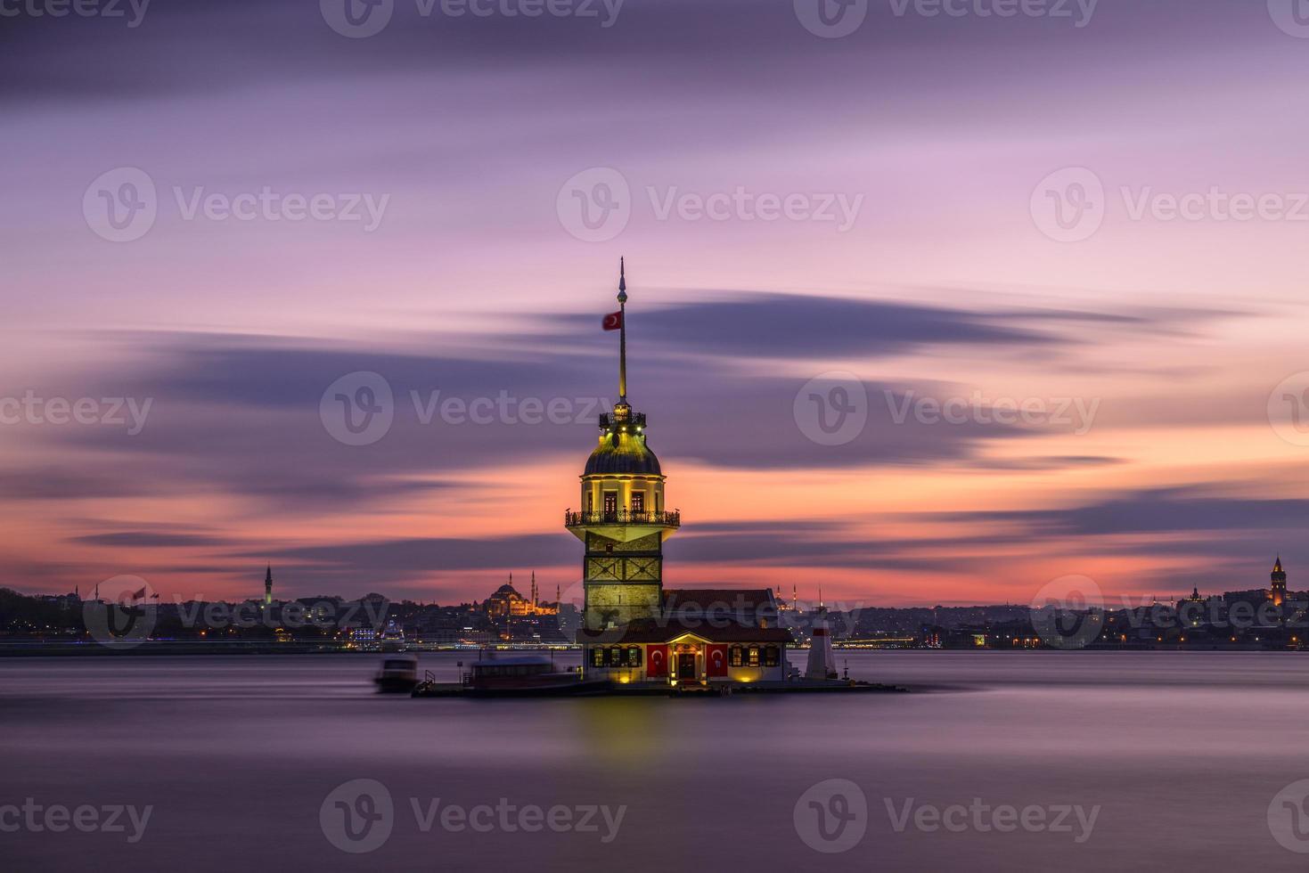 Mädchenturm - kiz kulesi foto