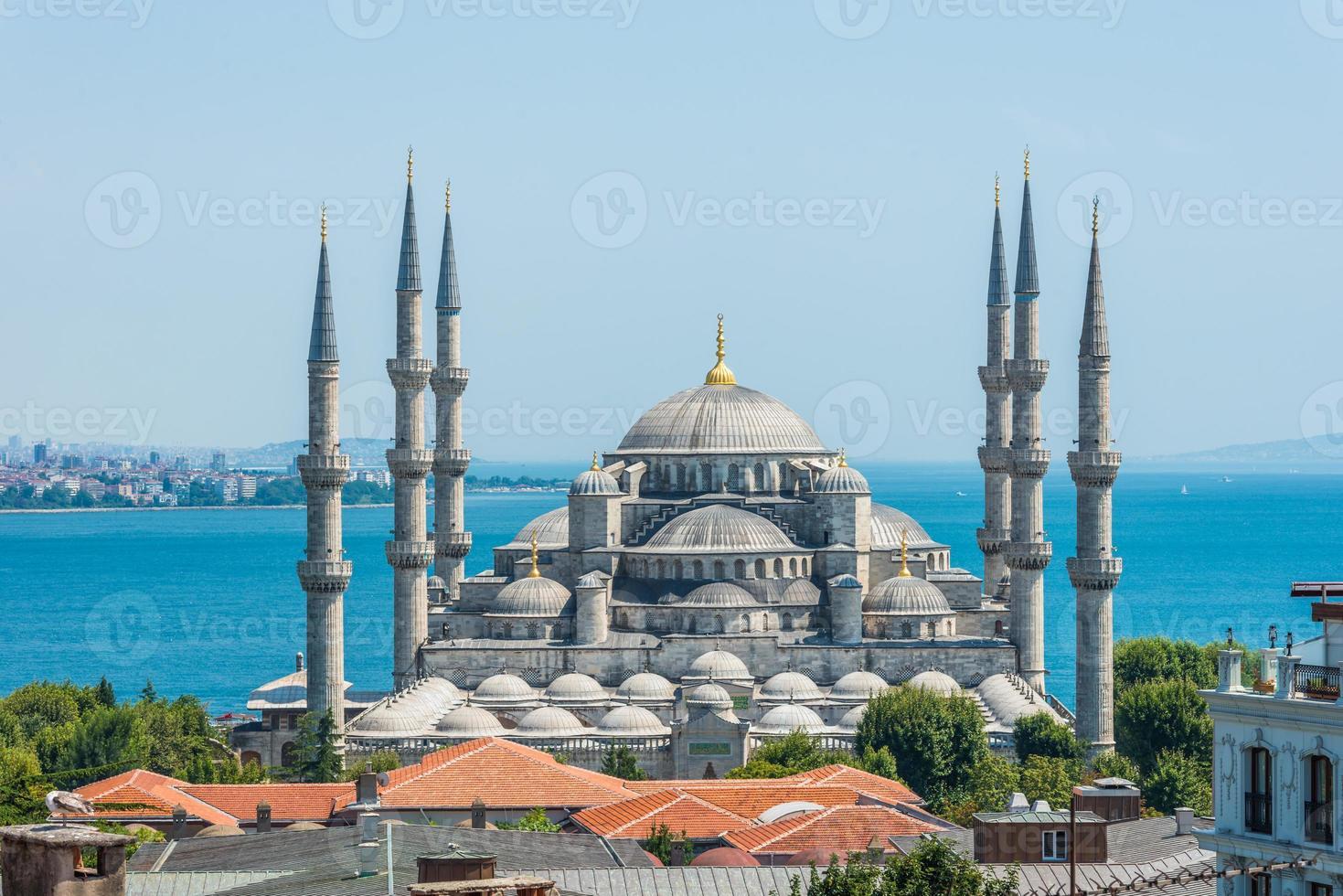 Blaue Moschee foto