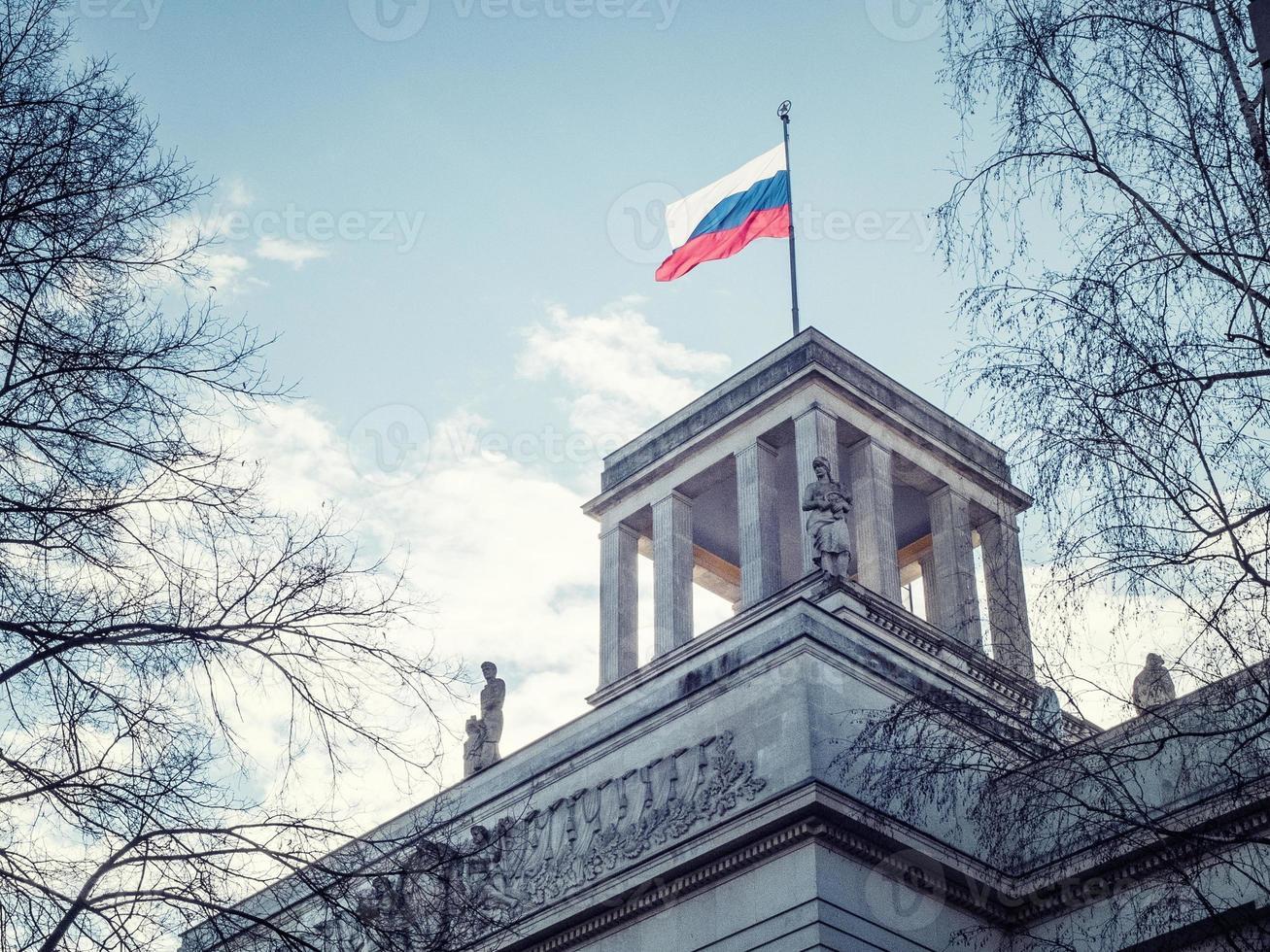 russische Botschaft foto