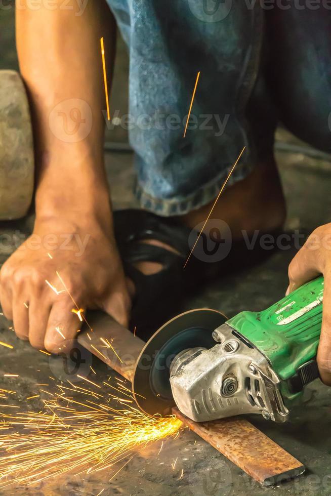 Schmied arbeiten. foto