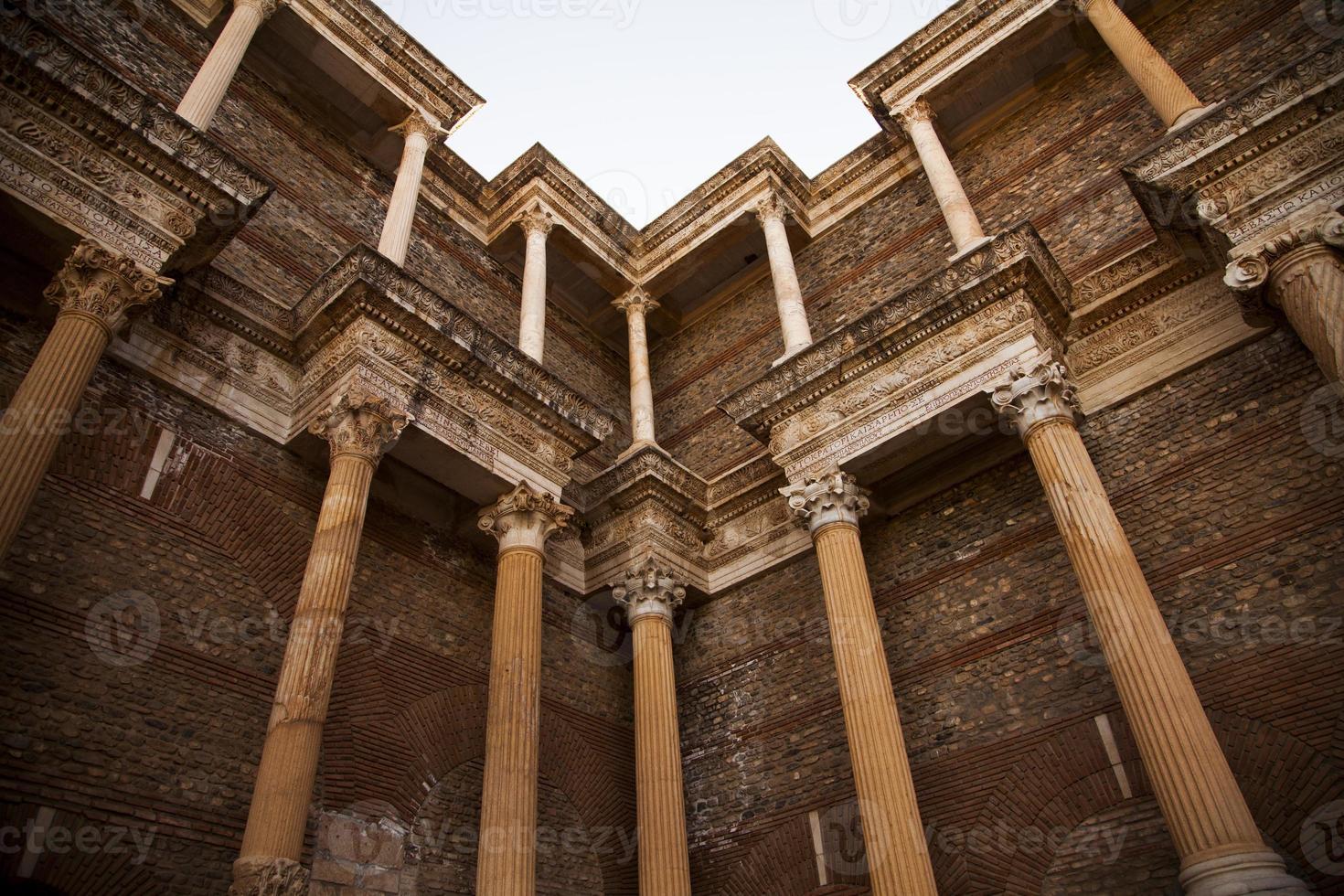 Izmir Ephesus - Archivbild foto