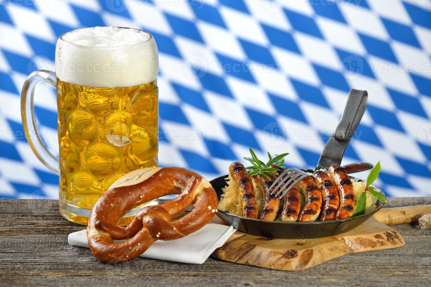 bayerische Küche foto