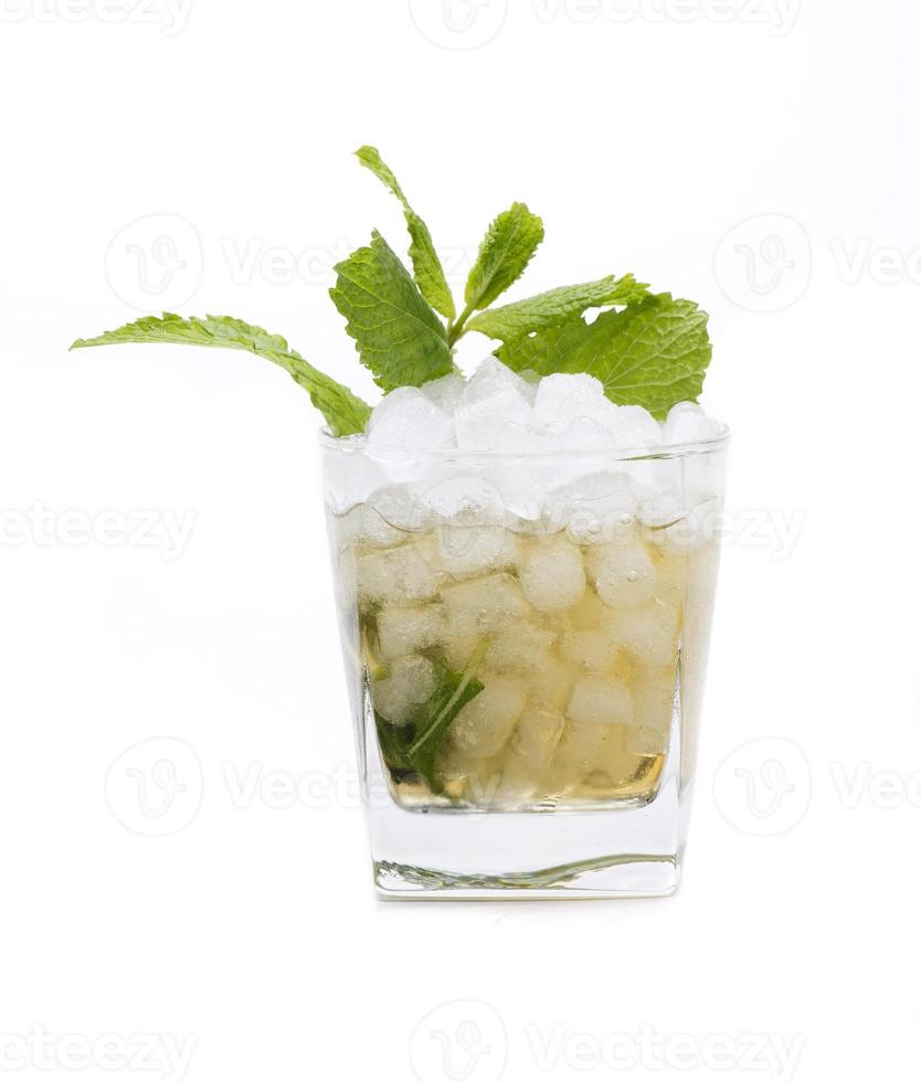 Minz-Julep-Cocktail foto