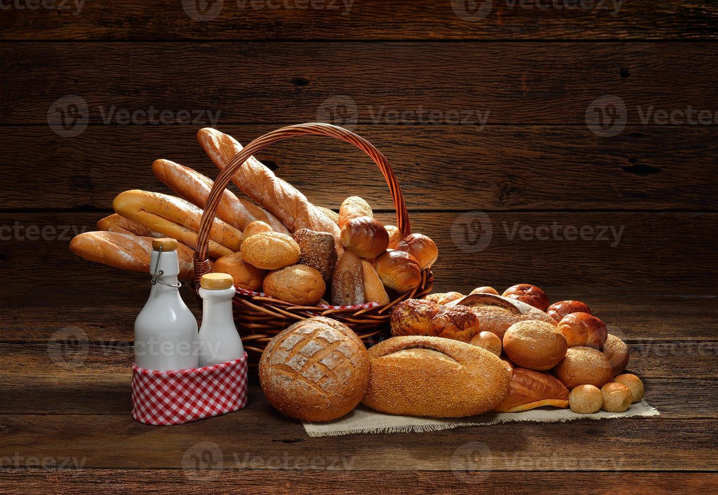 Brot und Bäckerei foto