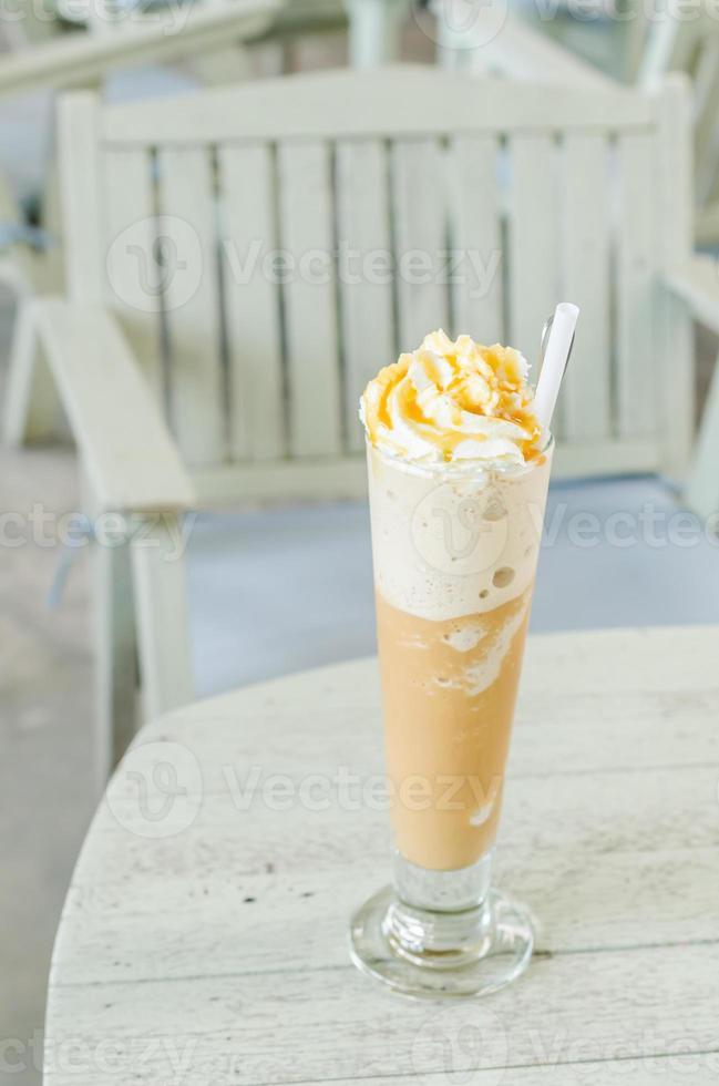 Cappuccino Frappe foto