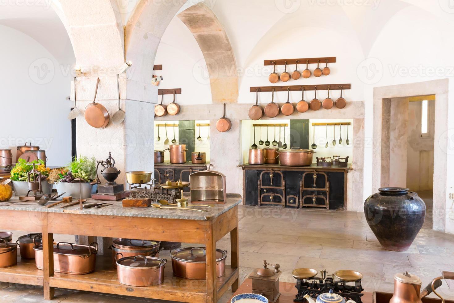 Retro-Küche foto