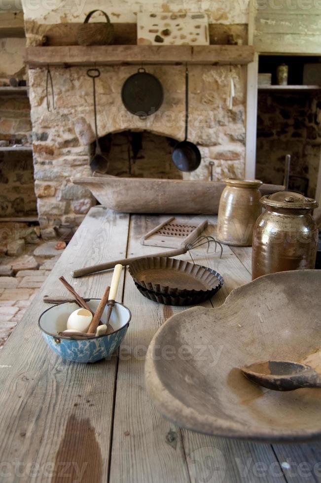 rustikale Küche foto