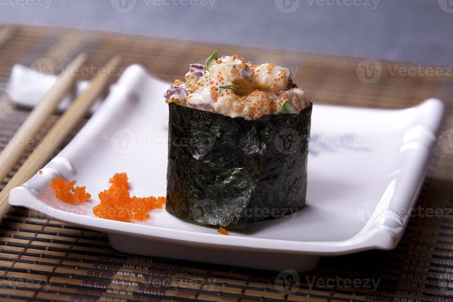 Sushi-Platte foto