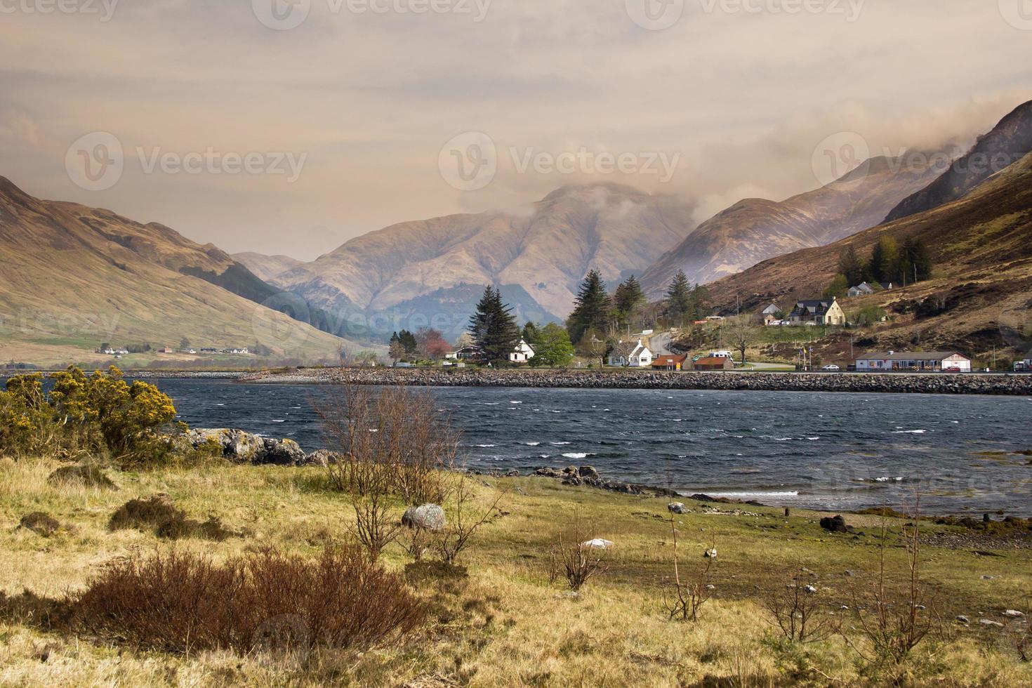 Loch Duich foto