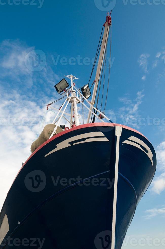 barco de pesca foto