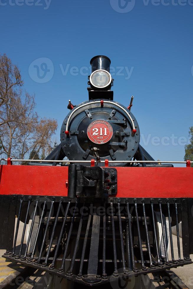 Dampflokomotive foto