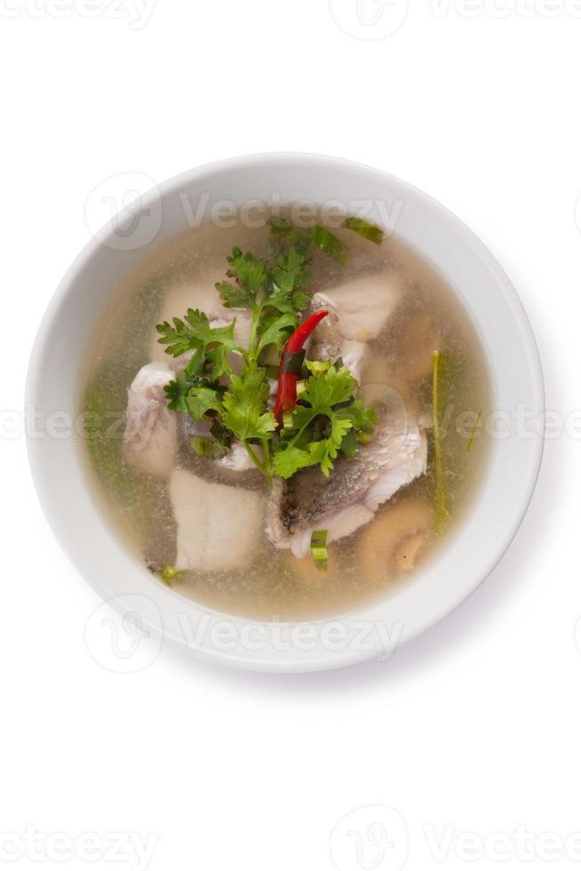Schnapperfisch Tomyam foto