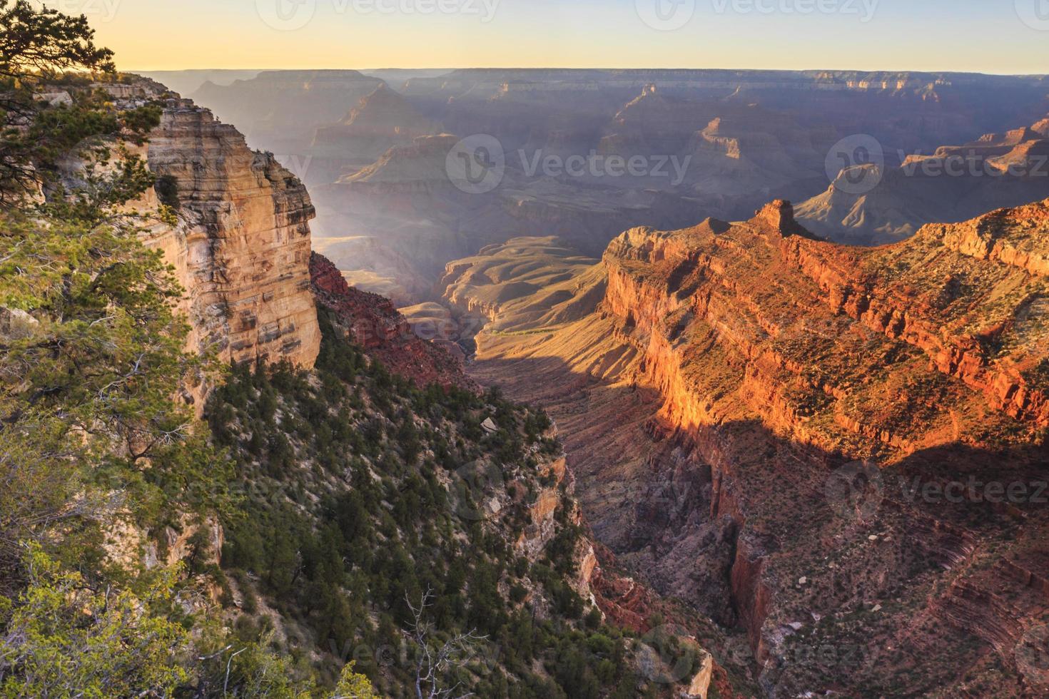 Grand Canyon National Park - Südrand foto