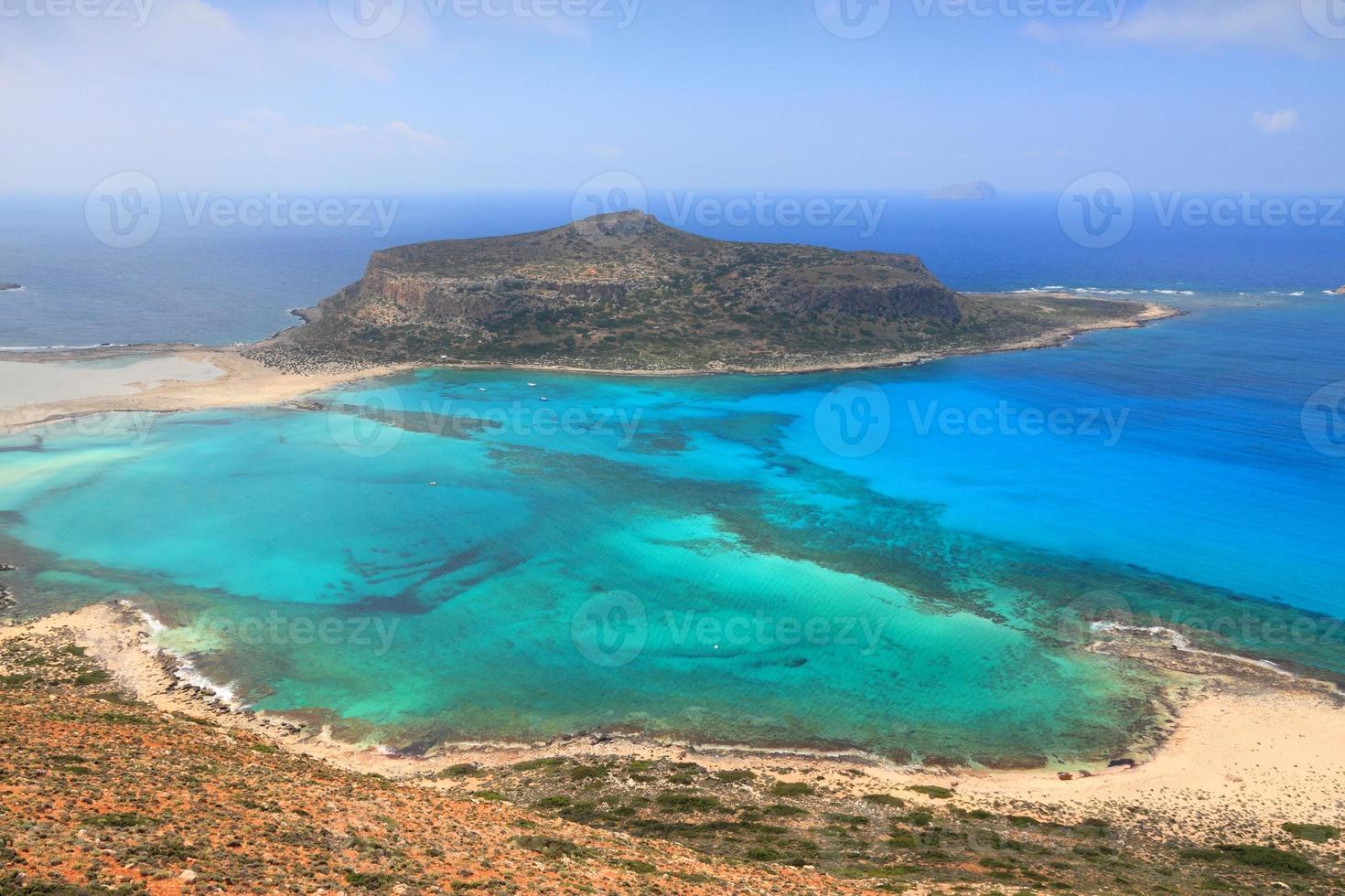 Balos, Kreta foto