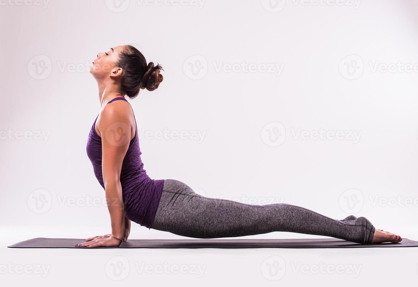 Yoga-Pose foto