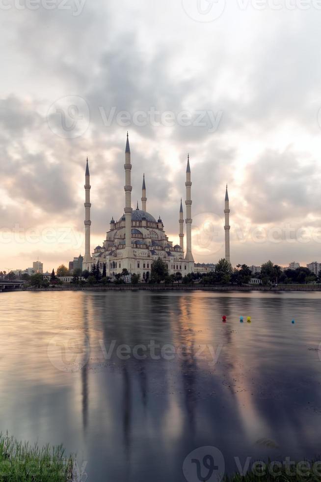 Sabanci Moschee, Adana, Truthahn foto