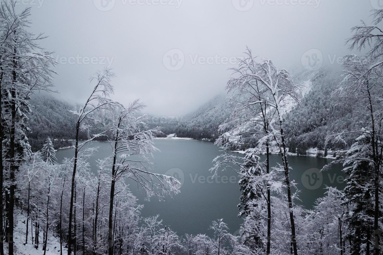 Wintersaison foto