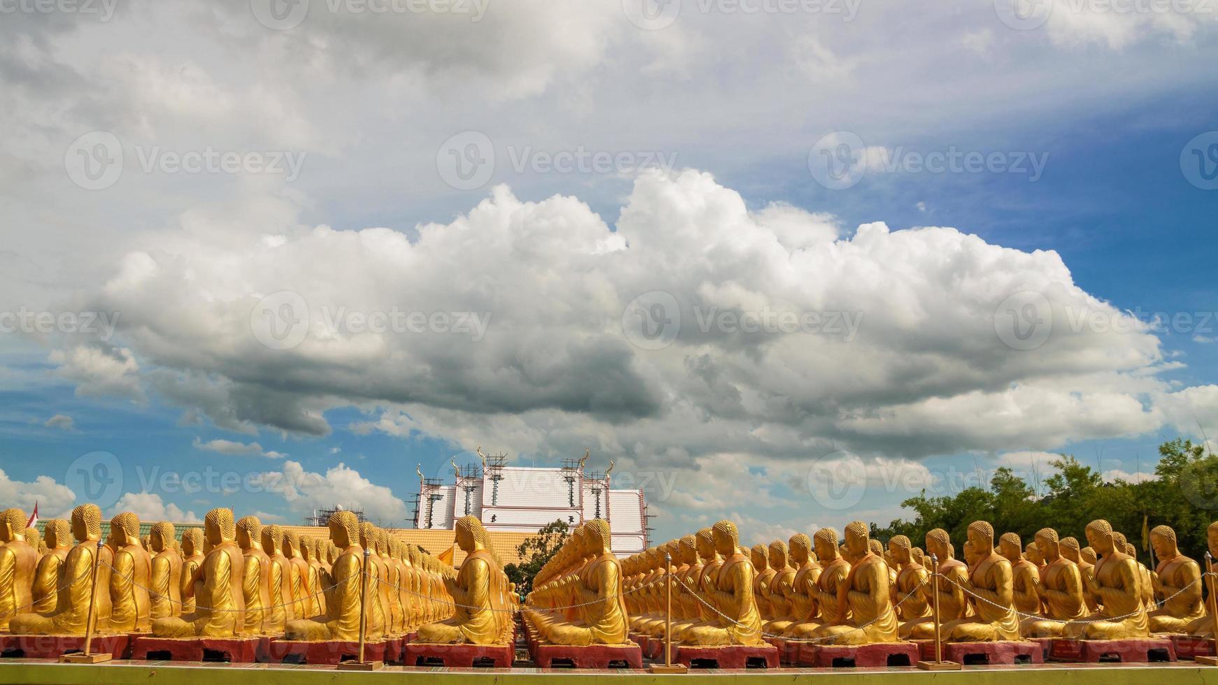 goldener Buddha foto