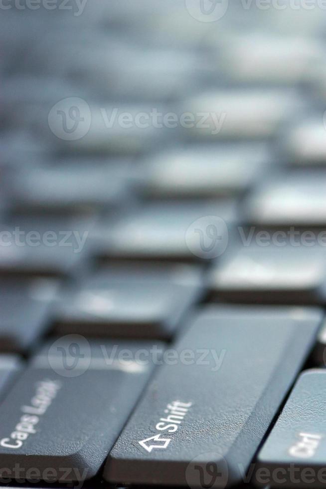 vertikale Tastatur foto