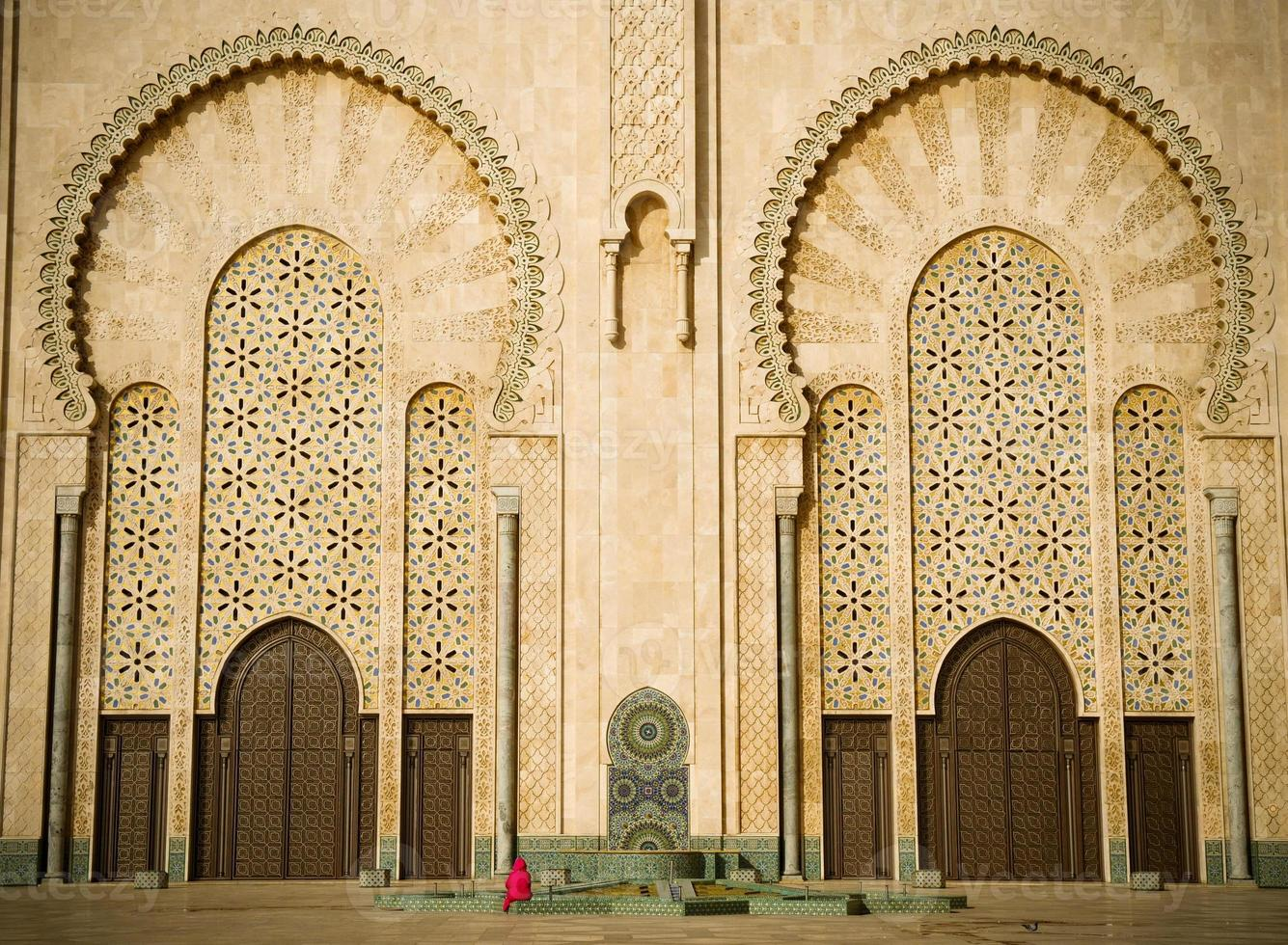 Moschee, Casablanca foto