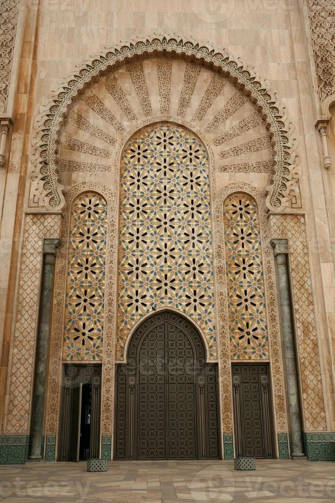 Hassan II Moschee foto