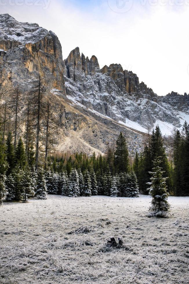 der Winter kommt... foto