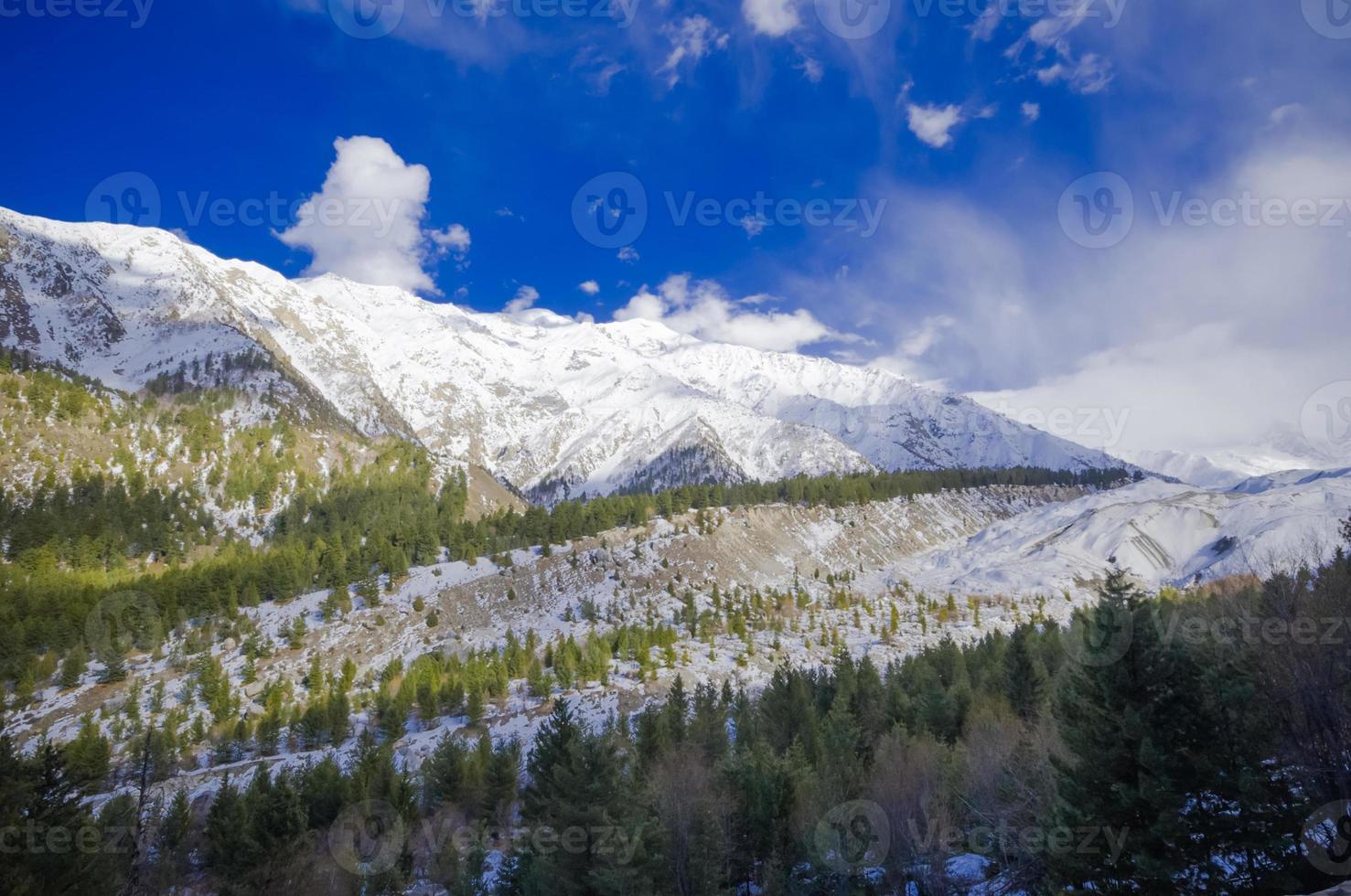 Nanga Purbat Berg foto