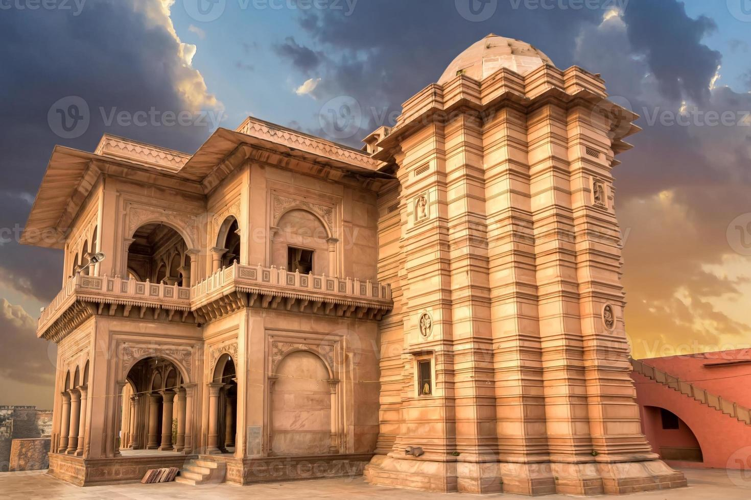 Palast Indien foto