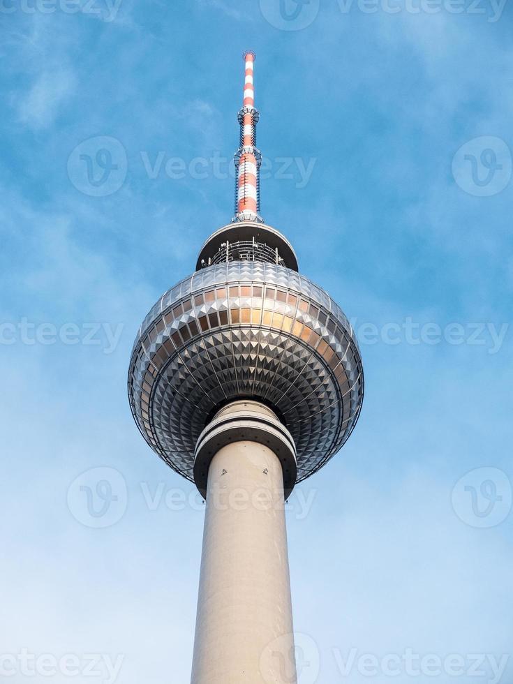 tv-turm berlin foto
