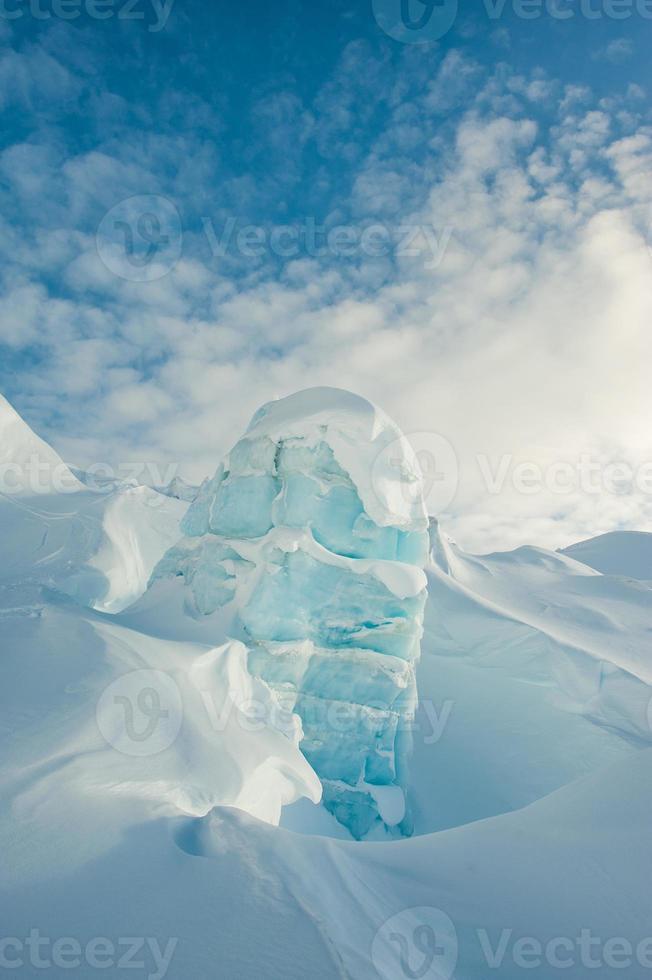 Gletschereis foto