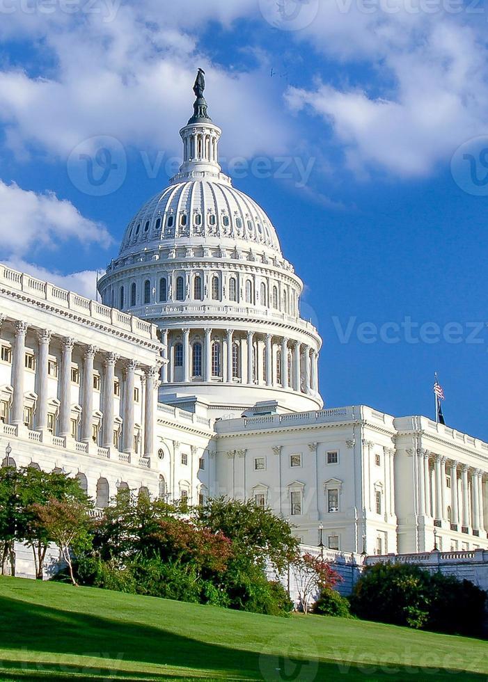 Hauptstadt Kuppel der Vereinigten Staaten foto