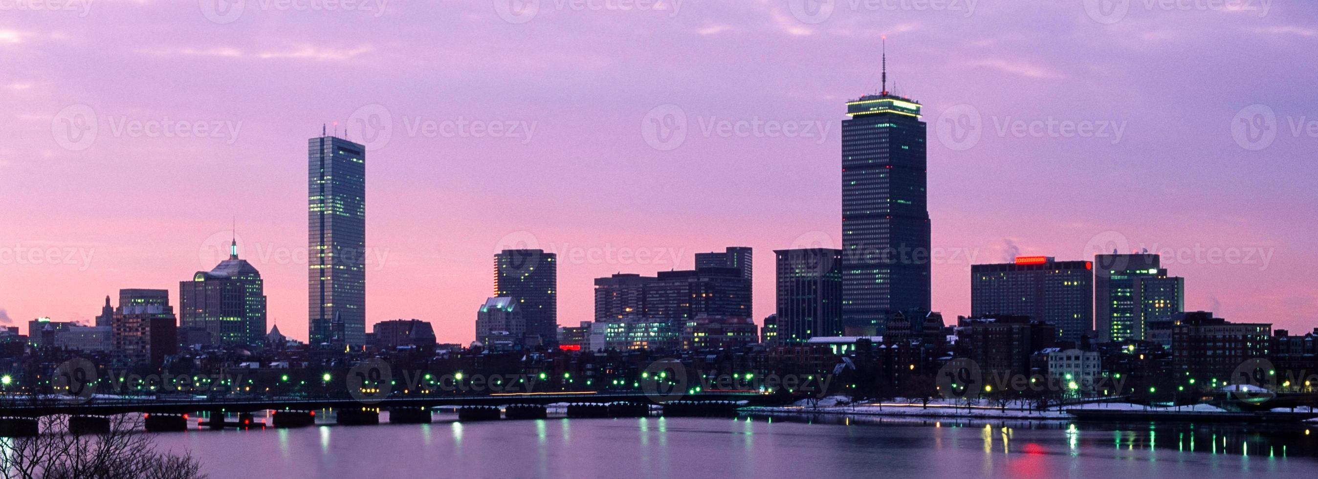 Boston Skyline foto