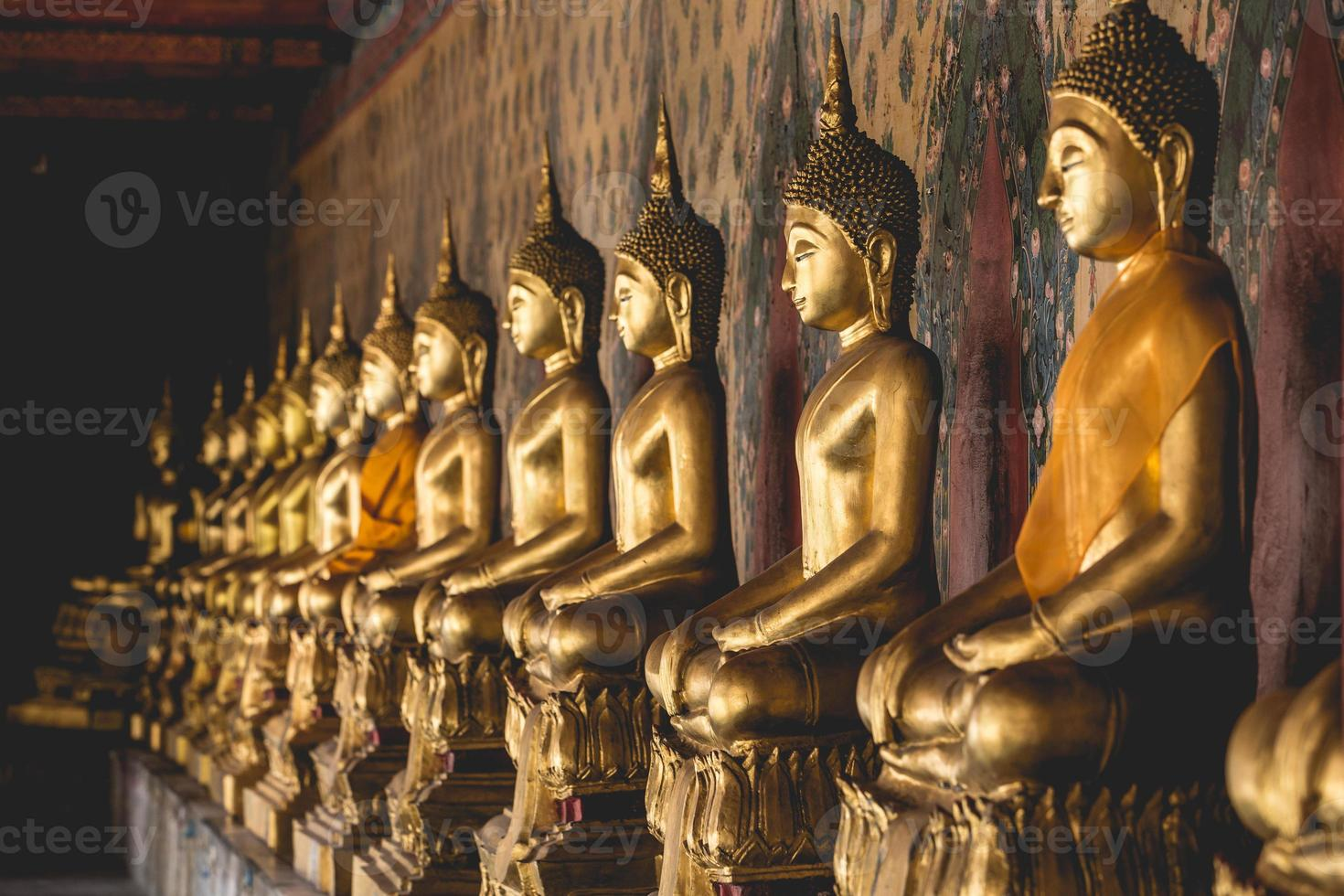 Buddha-Statuen foto