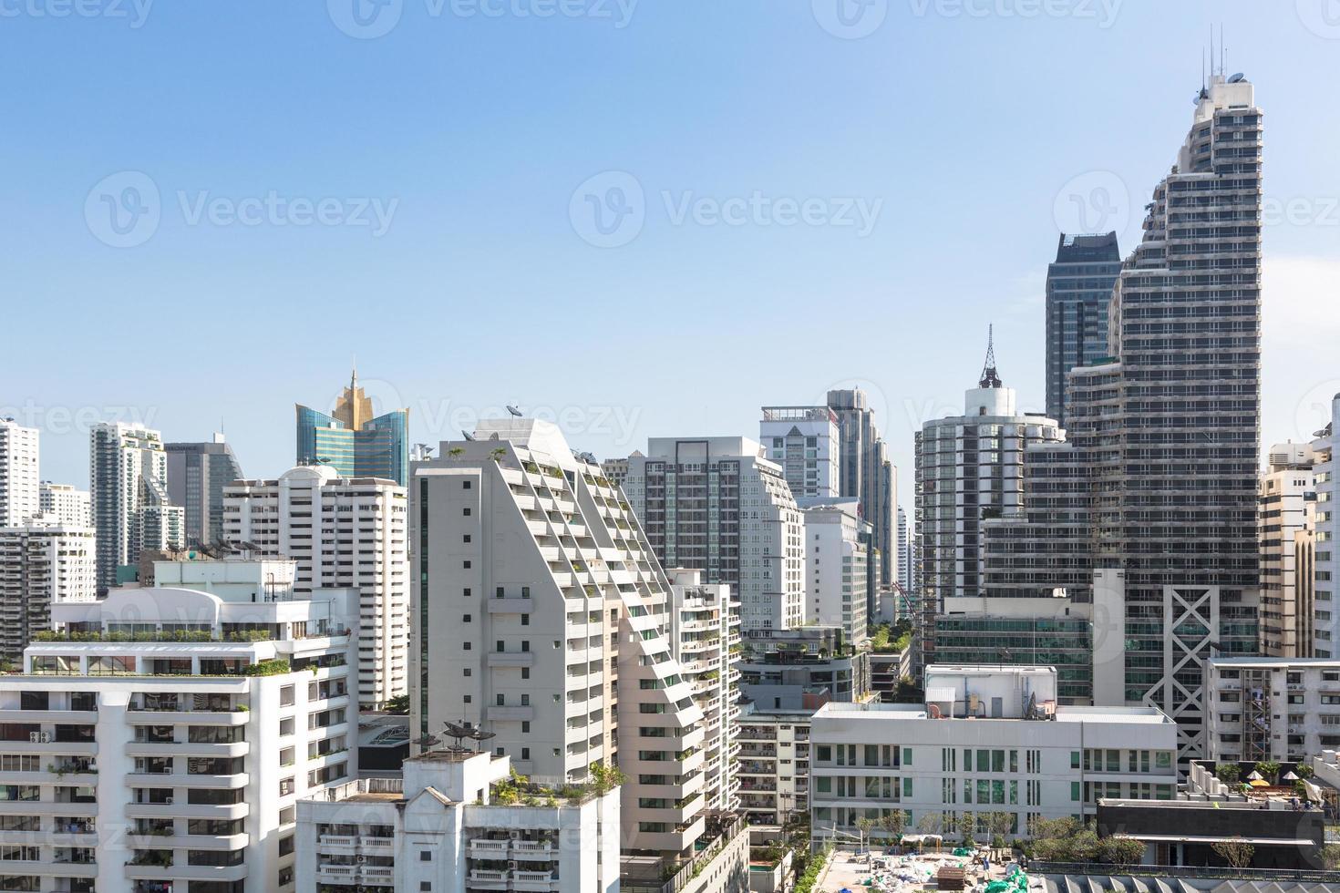 modernes Bangkok foto