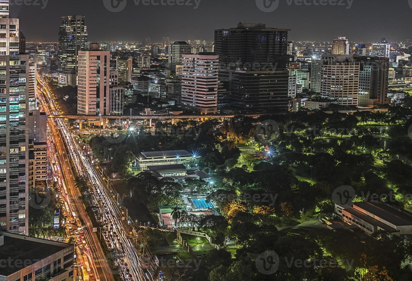 Bangkok Innenstadt foto