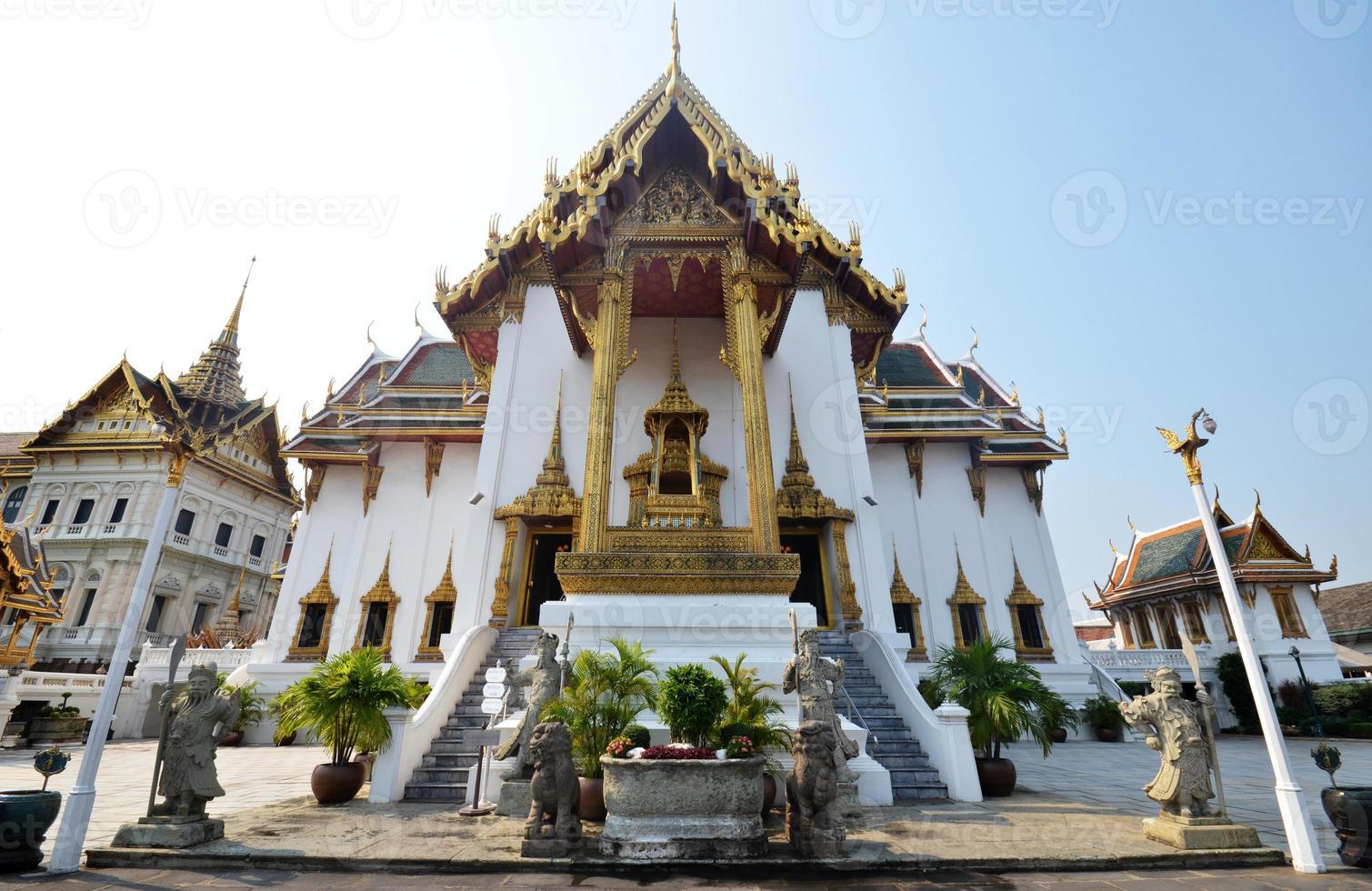 Grand Palace Bangkok, Thailand foto
