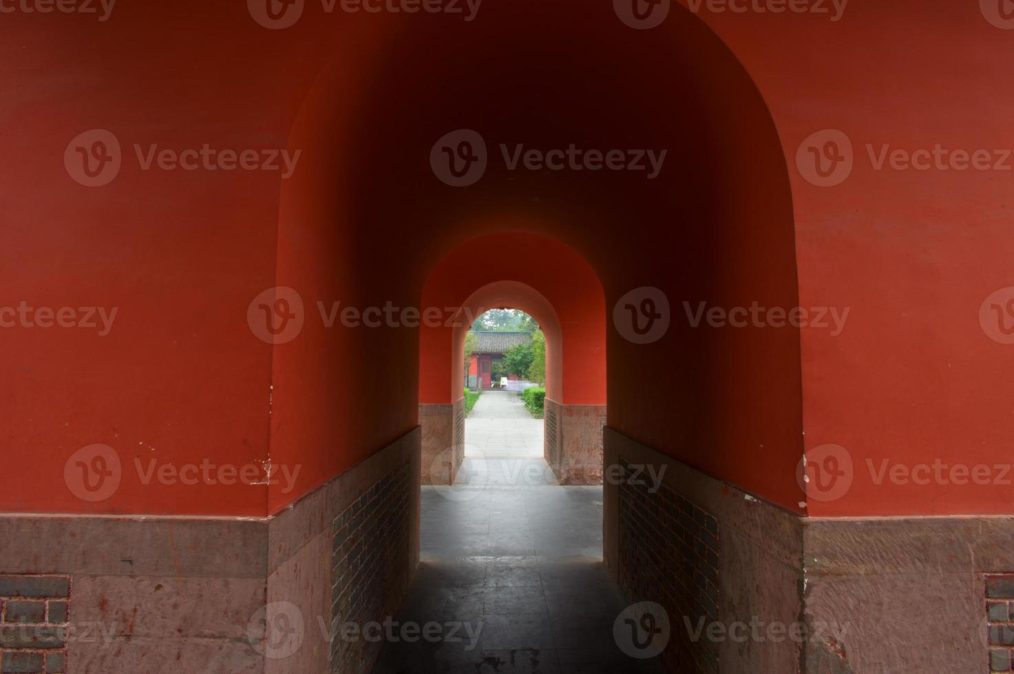Chengdu Wuhou Tempel , China foto
