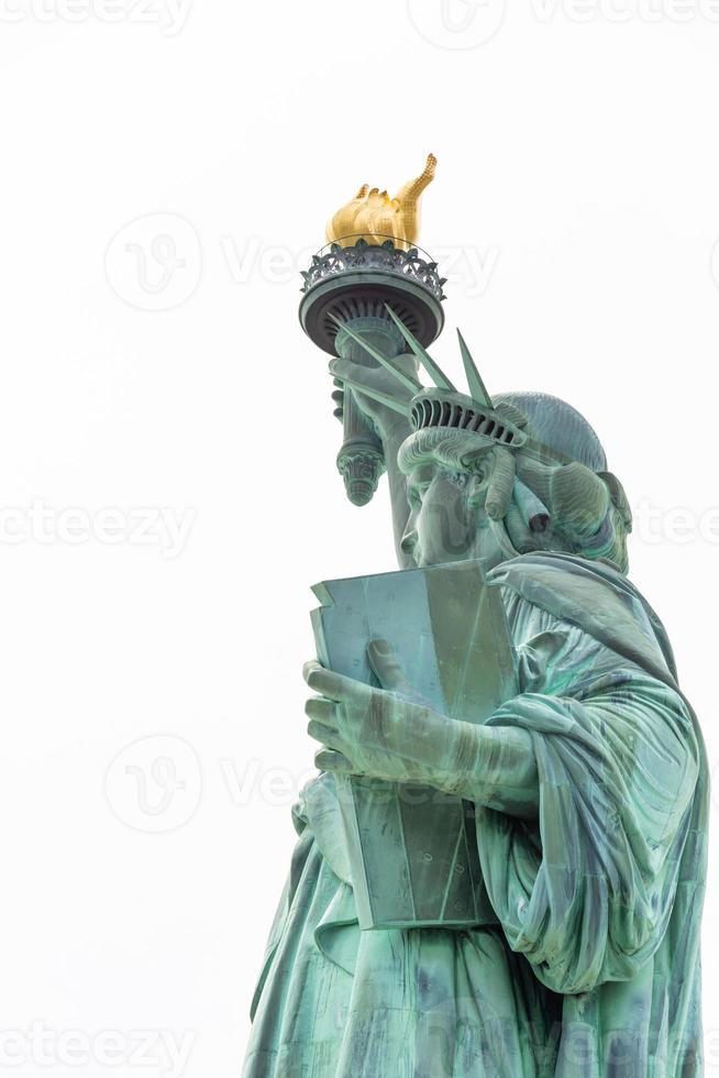 die Freiheitsstatue foto