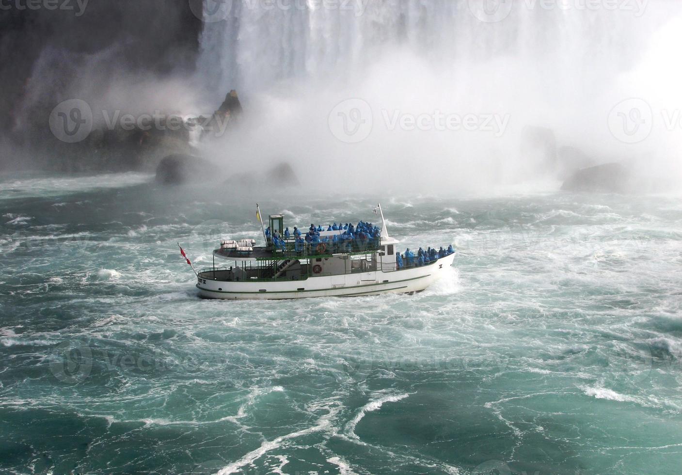 Annäherung an Niagara foto