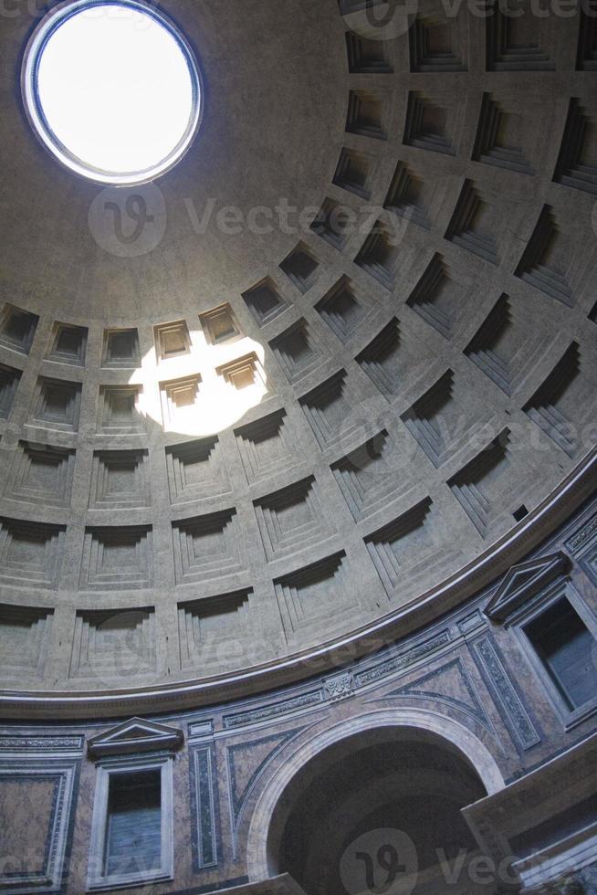 Italien - Rom, das Pantheon foto