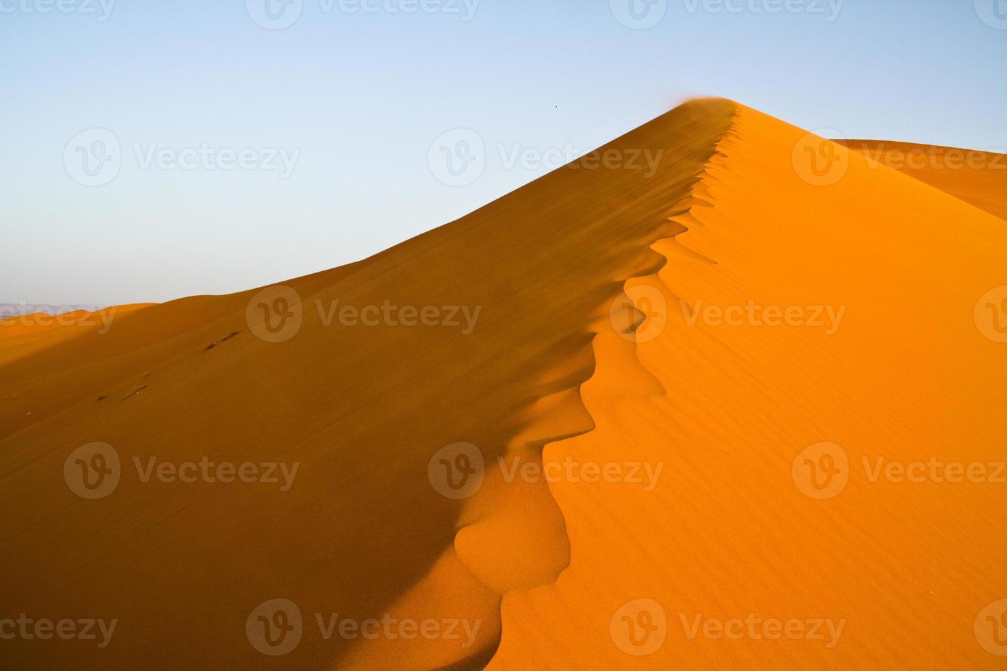 Merzouga Wüste foto