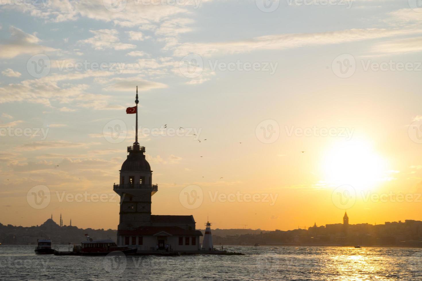 Leander's Tower foto