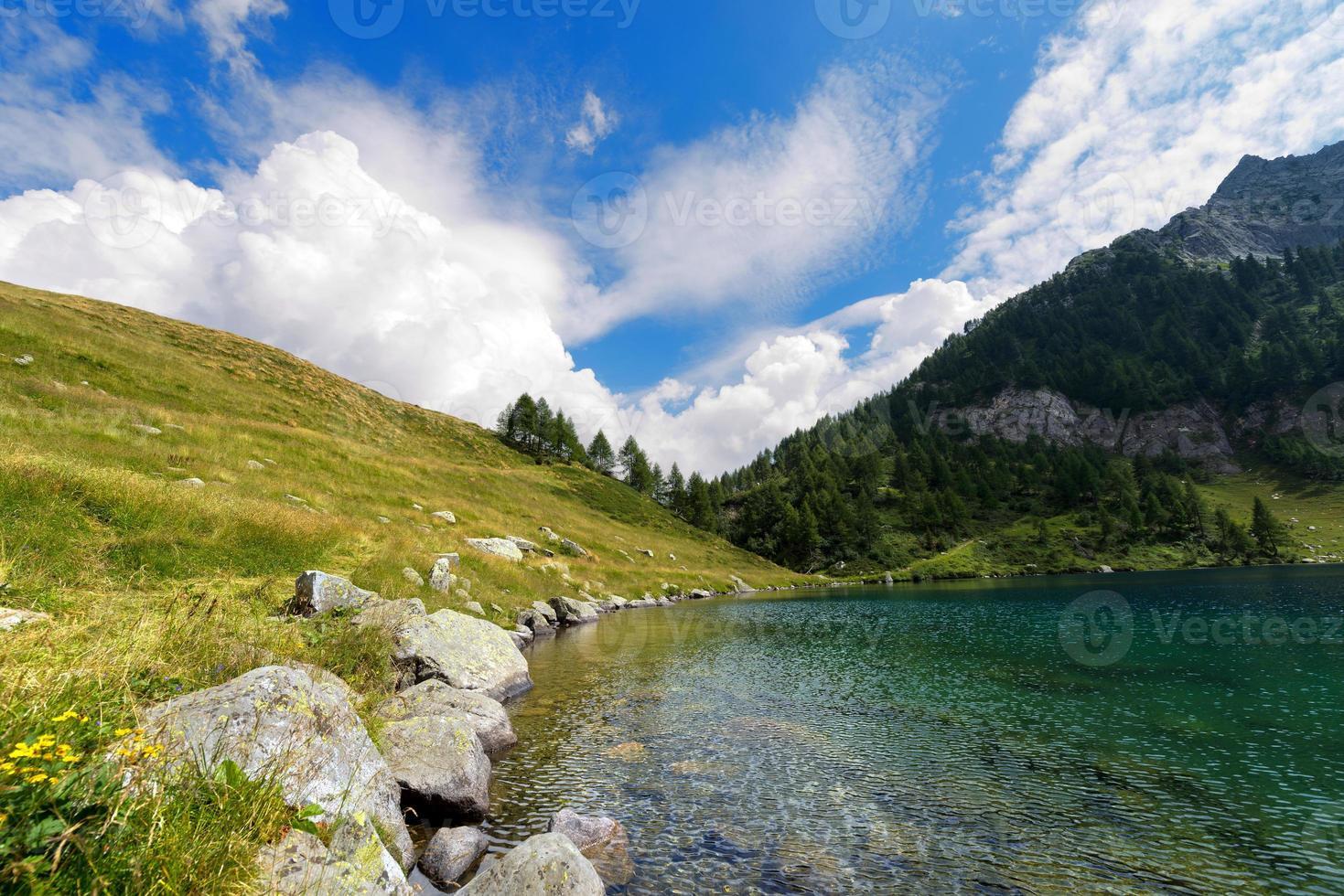 Lago di Campo - Adamello Trento Italien foto