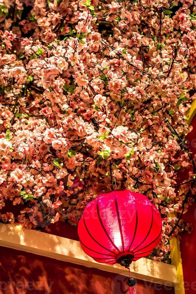 Chinesisches Neujahr foto