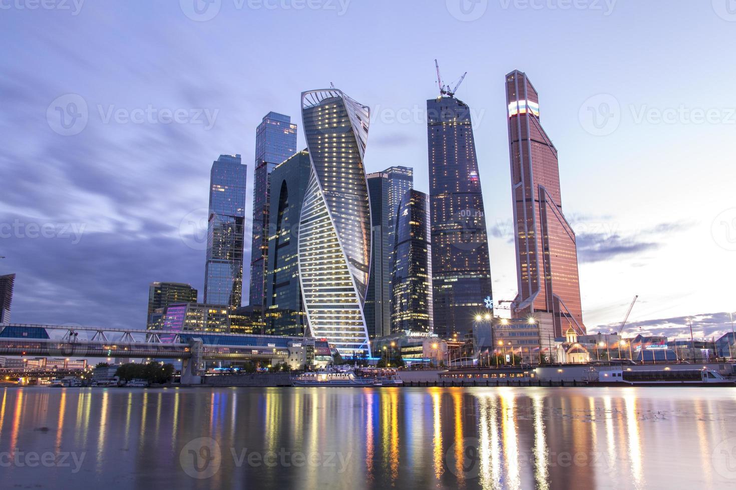 Moskau Stadt foto